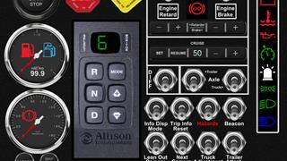 Auto Seq ATS Button Box