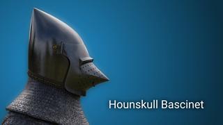 4.25 Hounskull Bascinet
