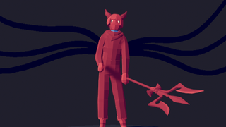 Real devil