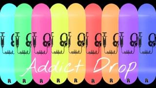 Rhythmic Skateboards Addict Series