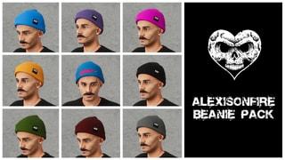 Alexisonfire Beanie Pack