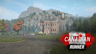Canadian Runner 02 - The old Volcano