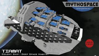 Colony Ship: Tiamat