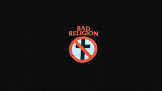 Bad Religion band merch