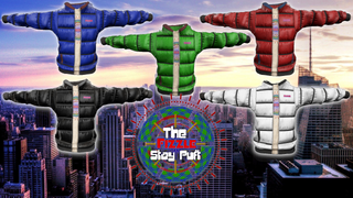 The Fizzle Stay Puft Hoodies