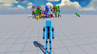 Attack On Titan Simulation