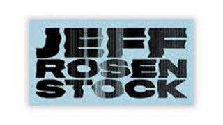 Jeff Rosenstock merch