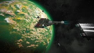 Star Cruser Weltforschung