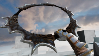 Tira Ring Blade (Soulcalibur 6)