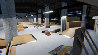 West Station Skatepark (BE)