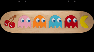 Medicom x Pac-Man Bandai Namco Deck