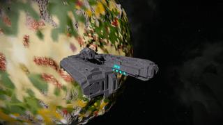 Spirit drop ship