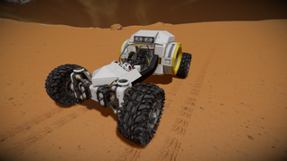 ITC Scout Buggy