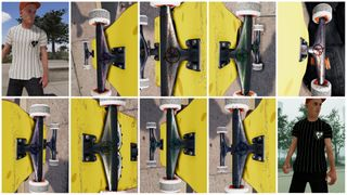 Authority Stuck 8 Truckz + 2 Ts