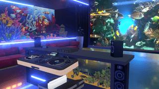 DJ's Aqua Room