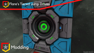Flare's Tiered Jump Drives