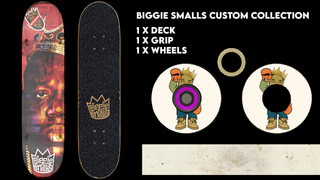Biggie Smalls Collection - Deck/Grip/Wheels