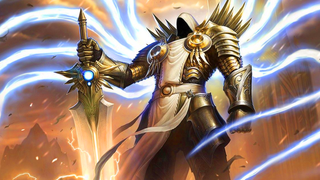 Tyrael Sword