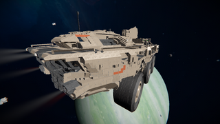 UNSC M510 Mammoth [Prototype 01]
