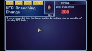 UFO/USO Breeching Charge
