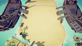 looting pirate crew