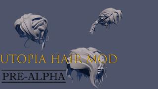 Utopia Hair Mod.