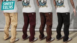 Sweet Sktbs - chino pants pack 1
