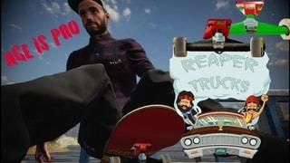 Reaper Trucks Age Pro Models