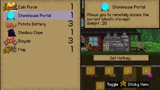 Storehouse Portal