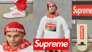 SUPREME Gear Bundle