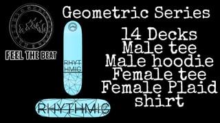 Rhythmic Skateboards Geometric Series