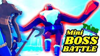 Mini Boss Battle - TarYosh