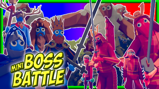 Mini Boss Battle - TarYosh