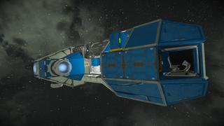 Default Respawn Space Pod