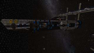 Timberwolf D-38 PVP-Ship