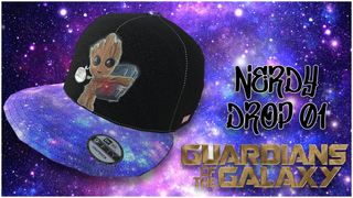 Nerdy Drop 01 - Groot hat