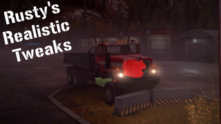 Rusty's Realistic Tweaks