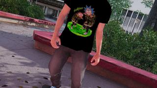 """HYPEBEAST R&M"" T-Shirt by Phearhaus"