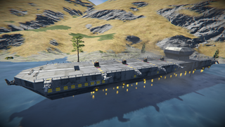 Carrier CV-45
