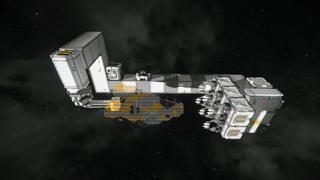 ISL - Small Ship Printer Basic MK 3