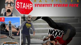 Half-life scientist scream pack for Bail SFX