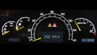 Mercedes Classe S AMG Mph