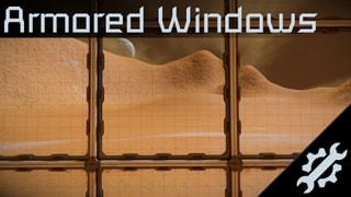 (AR) Armored Windows