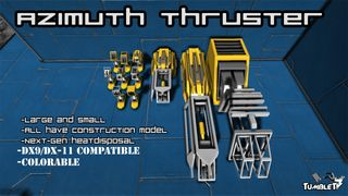 Azimuth Thrusters Pack