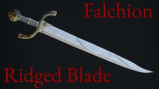 [Skin] Ridged Blade