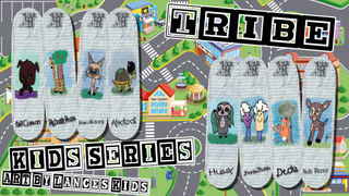 Tribe Kids Series