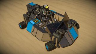 Kart R76 'Road Eater'