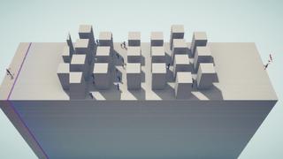 Unit Possession: The Maze