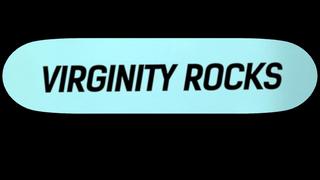 blue virginity rocks deck