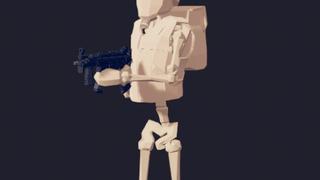 ** Battle Droid